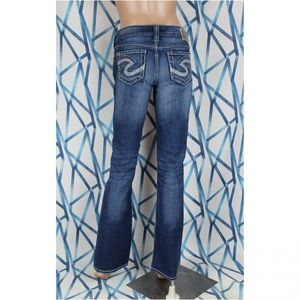 Silver Jeans Jeans - Silver Jeans 26×33 Aiko Boot Cut